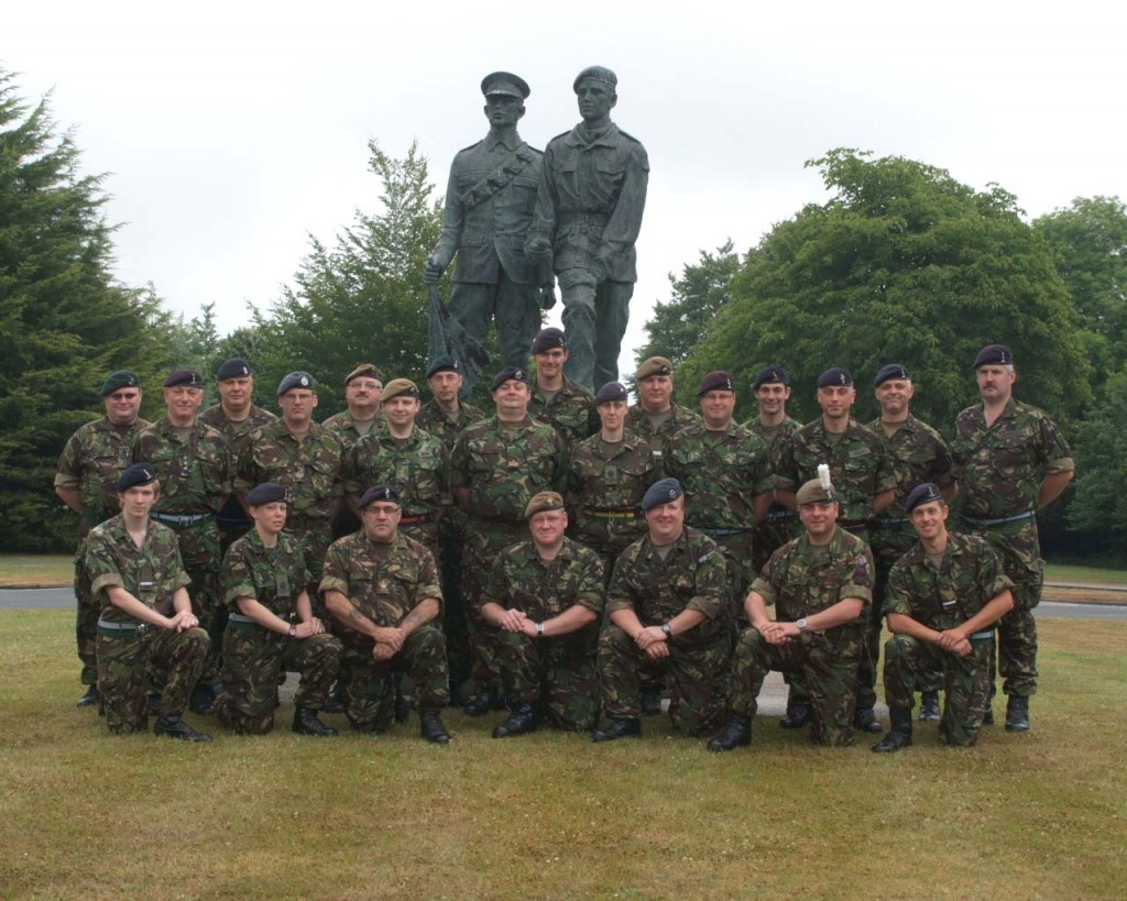 CFAV Advanced Signals Instructor Course Photo - June 2010