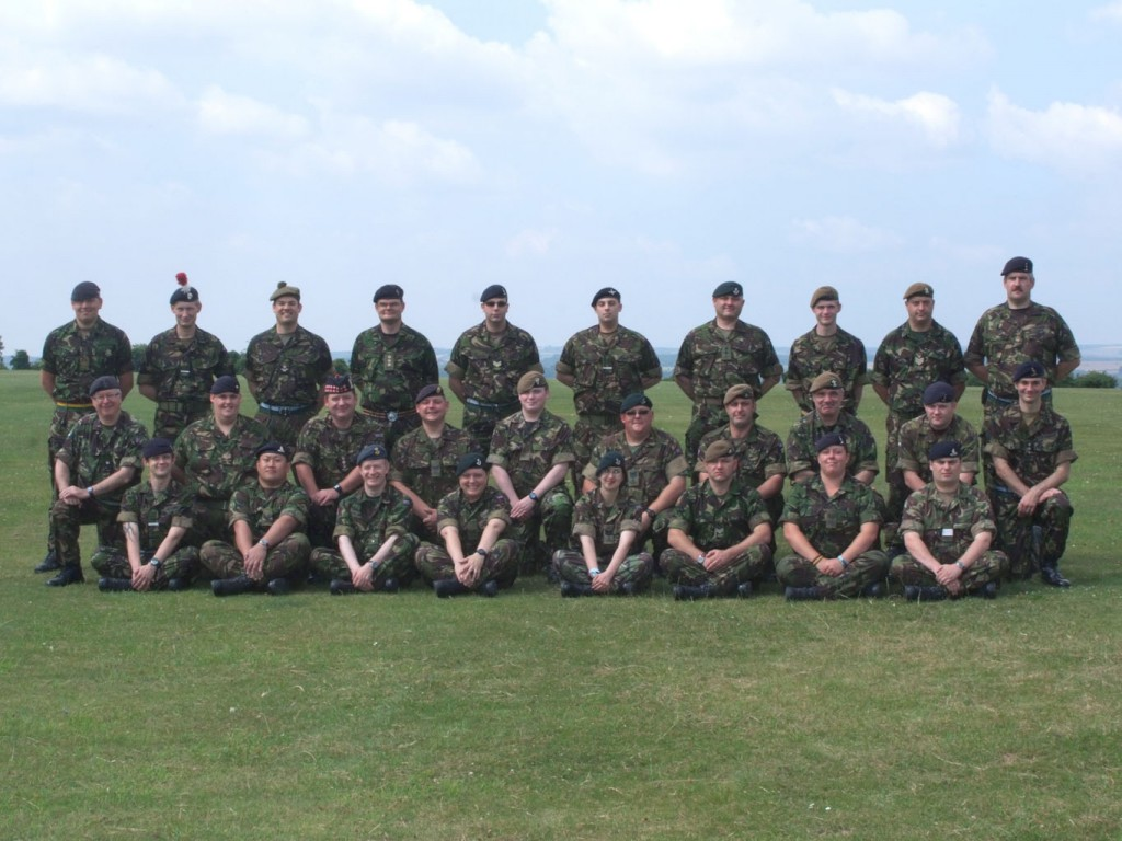 CFAV Basic Signals Instructor Course Photo - July 2011