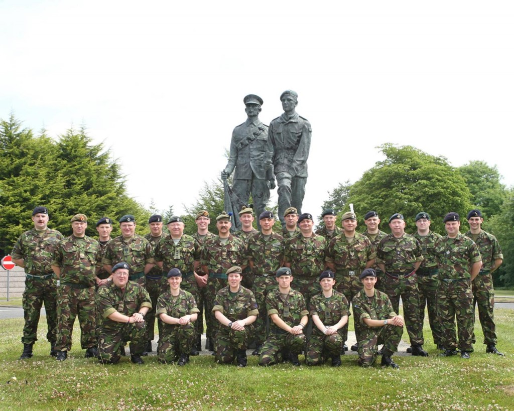 CFAV Basic Signals Instructor Course Photo - June 2009
