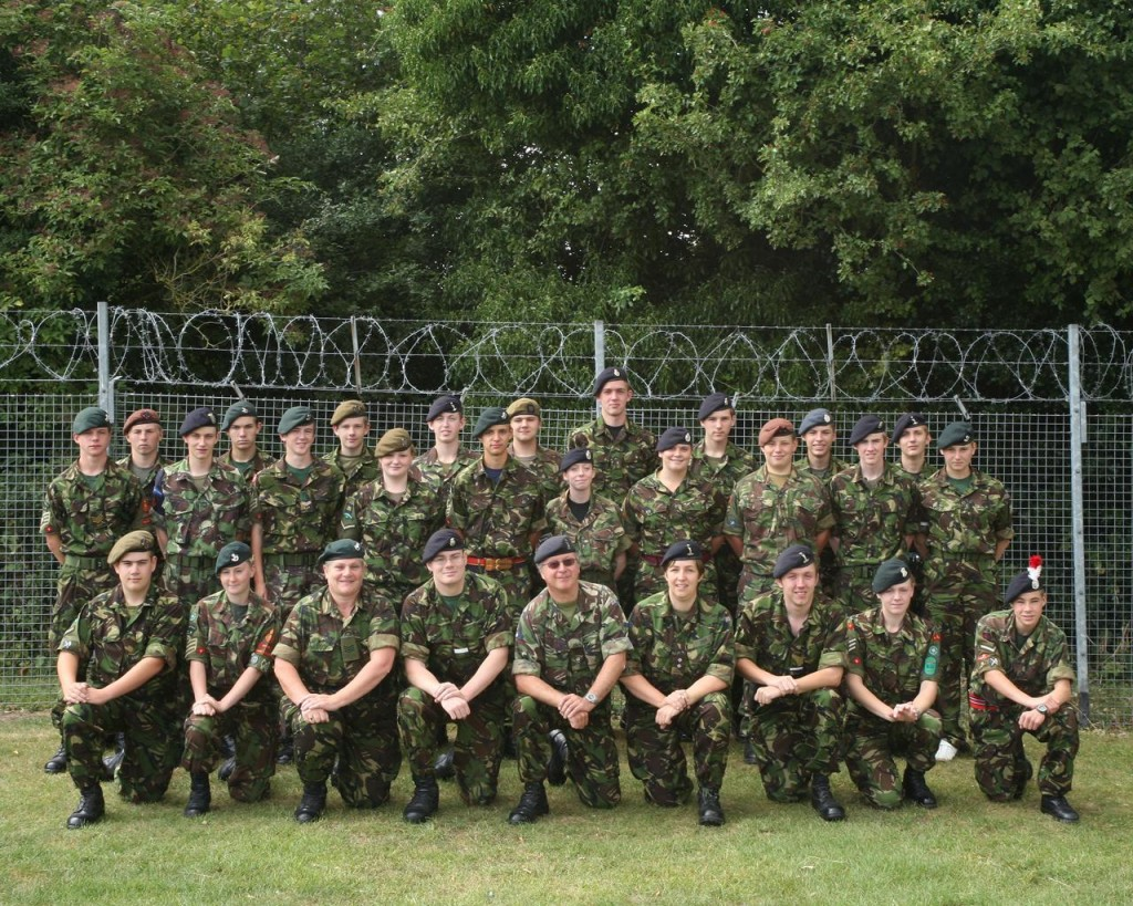 Cadet Advanced Signalling Course Photo - Summer 2006