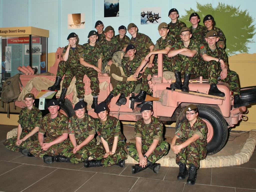 Cadet Advanced Signalling Course Photo - Summer 2008