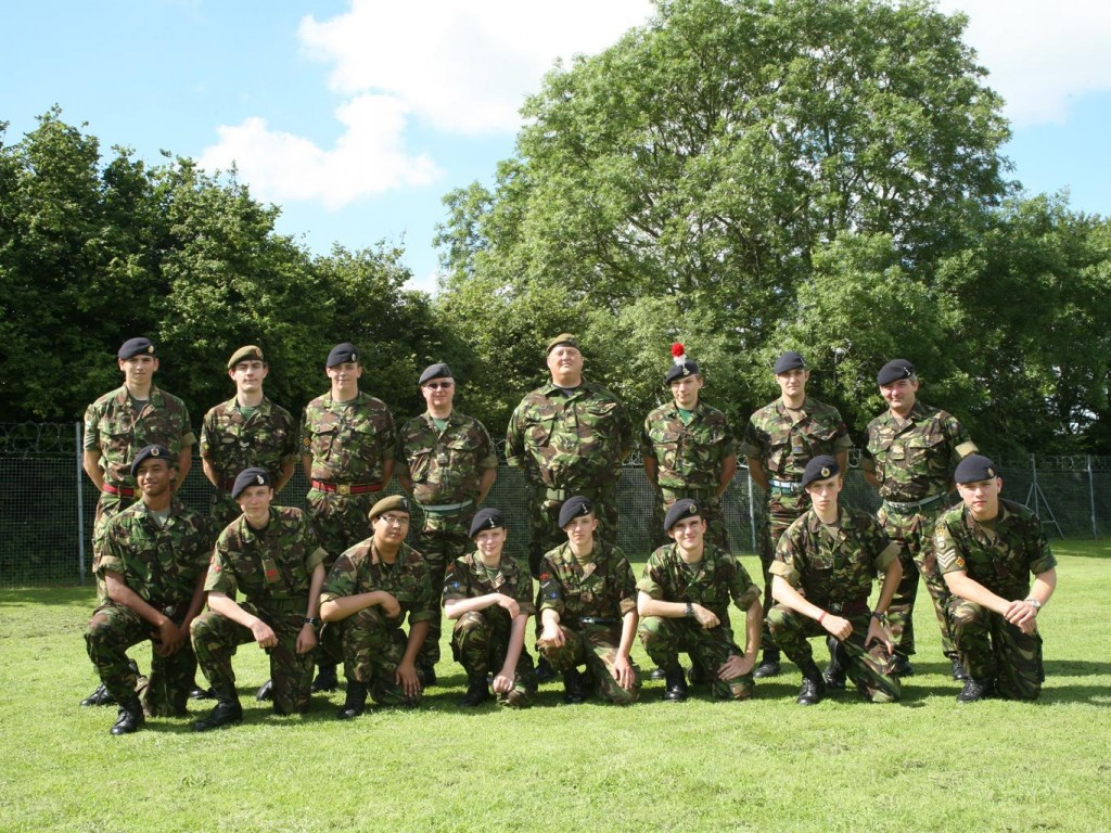 Cadet Advanced Signalling Course Photo - Summer 2009
