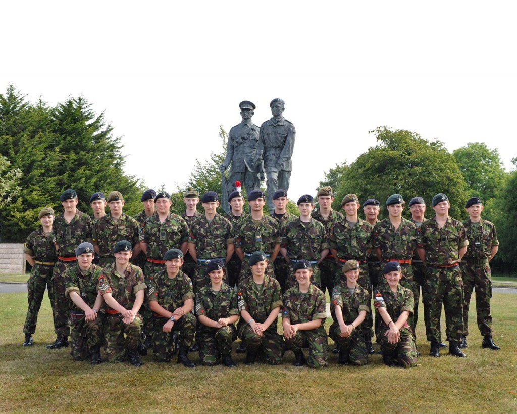 Cadet Advanced Signalling Course Photo - Summer 2010