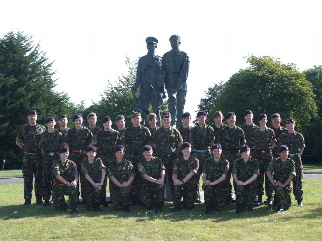 Cadet Advanced HF Course Photo - Summer 2011