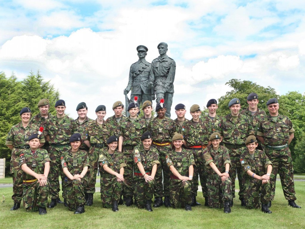 Cadet Post-Classification Course Photo - Summer 2008