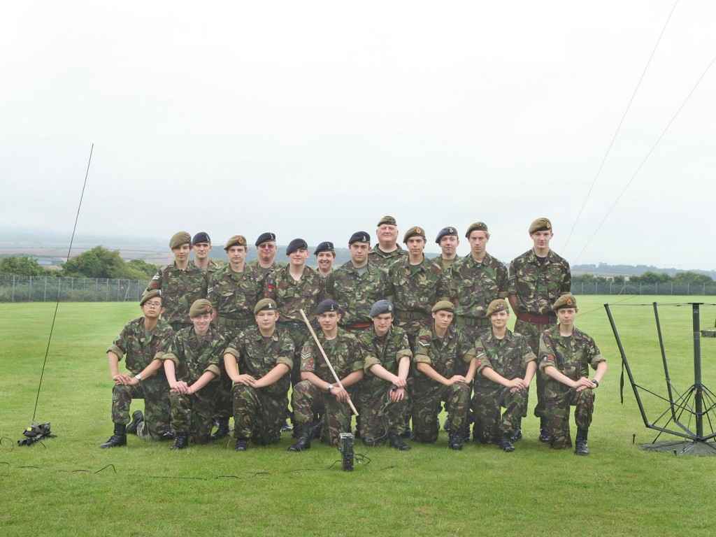 Cadet Post-Classification Course Photo - Summer 2009