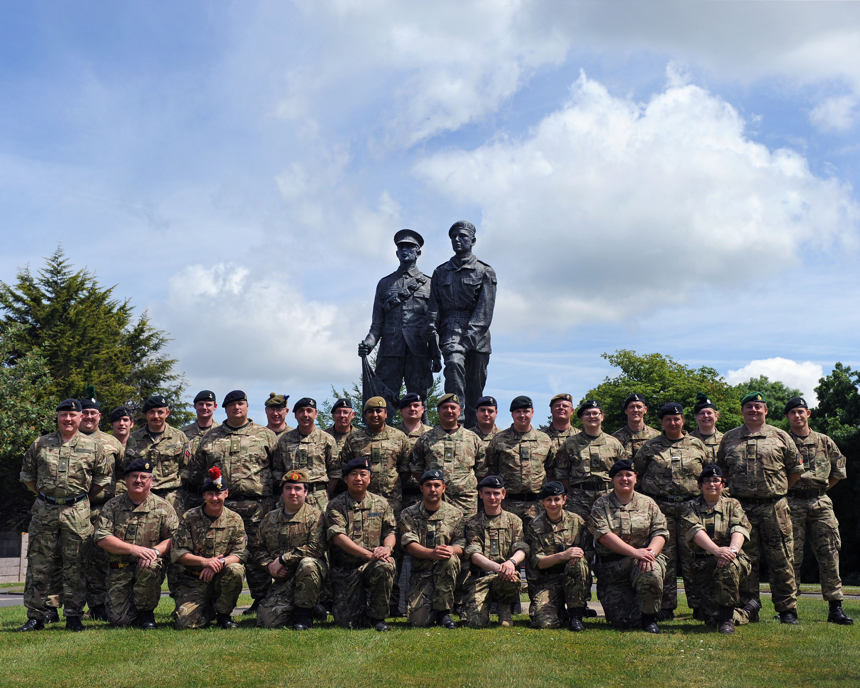 CFAV Advanced Signals Instructor Course Photo - June 2014